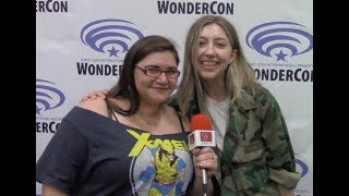 SuperMansion's Heidi Gardner talks Season 3 at WonderCon 2018 | yael.tv