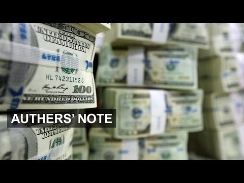 Is greed good | Authers' Note