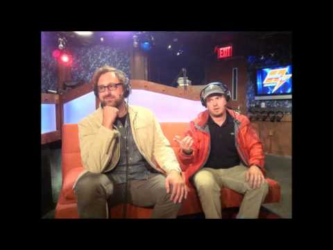 "Howard Stern discussing ""Tim & Eric"""