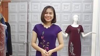 0931405002 Đầm Trung Niên Jum Trung Niên Siêu Đẹp 50-70kg