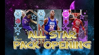 FREE 98 OVERALL DIAMOND SHAQ NBA 2K18 MYTEAM ALL STAR PACK OPENING DIAMOND VINCE CARTER