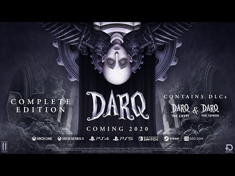 """DARQ: Complete Edition - """"The Crypt"""" Trailer"""