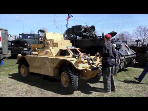 Military Vehicle Show and Swap Meet... 2016 Show Highlites