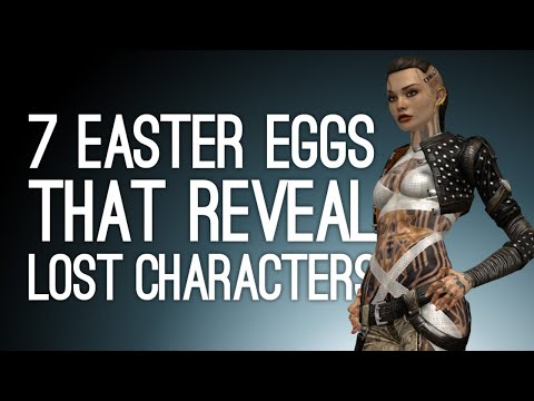 7 Easter Eggs That Reveal Lost Characters