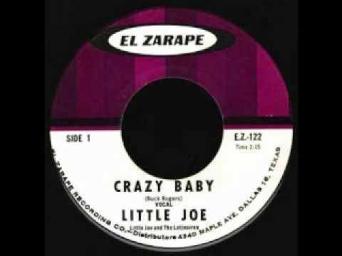 Little Joe & The Latinaires - Crazy Baby