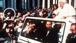 Pope John Paul II assassination attempt  13 May 1981