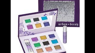 Urban Decay Giveaway!!! (CLOSED) Thumbnail