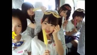 HKT48朝長美桜ちゃんのスライドショーです☆彡 可愛い.
