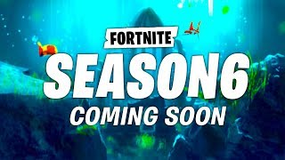 FORTNITE SEASON 6 LEAKED! (Fortnite: Battle Royale)