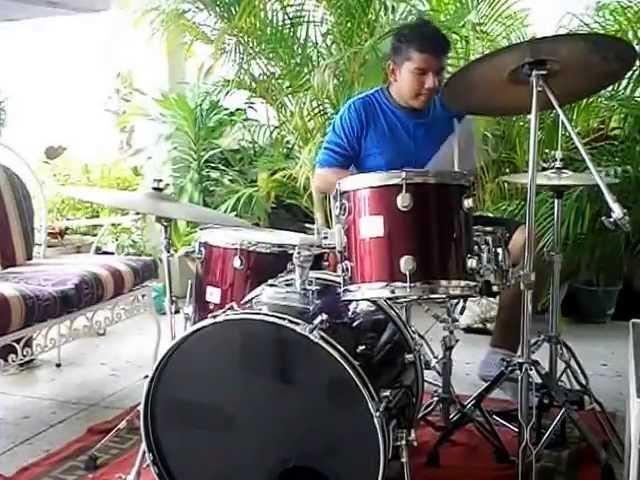tokio-los-mesoneros-drum-cover-angel-ordonez
