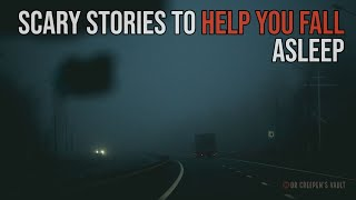 ''Scary Stories to Help you Fall Asleep'' | CALMING RAINSTORM BACKGROUND SOUNDS