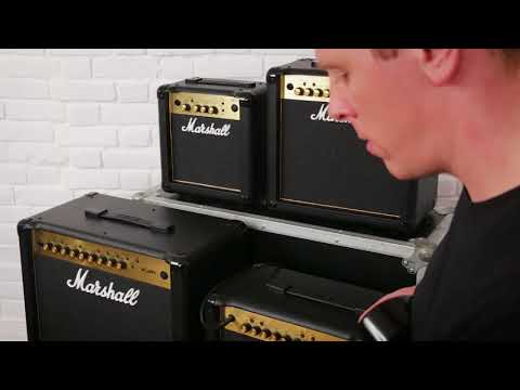 Marshall MG Gold Amplifiers