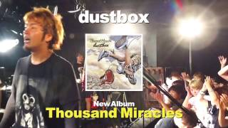 "dustbox ""Thousand Miracles"" Songs Preview"