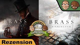Brass (Lancashire + Birmingham) - Brettspiel - Review