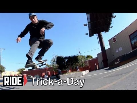 How-To Skateboarding: Switch Frontside Bigspin with Billy Roper