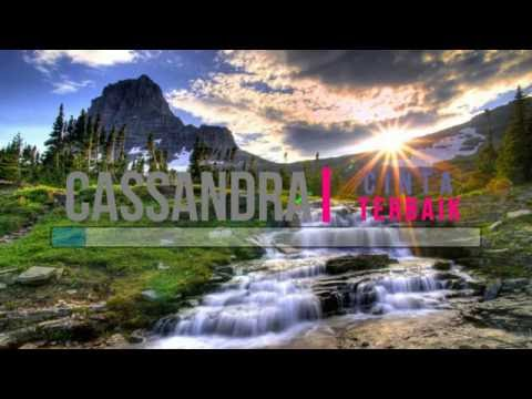 [Midi Karaoke] ♬ Cassandra - Cinta Terbaik ♬ +Lirik Lagu +No Vocal [High Quality Sound]