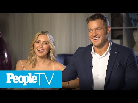 &39;The Bachelor&39;s&39; Colton Underwood And Cassie Randolph Play &39;Who&39;s Most Likely To?&39;  PeopleTV