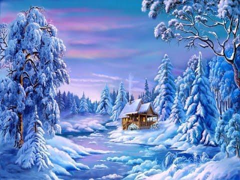 познакомились зимой стихи