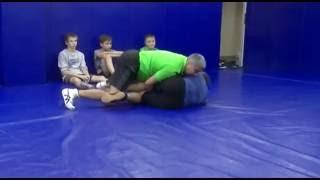Варианты приемов вольной борьбы с захватом руки и головы. freestyle wrestling training
