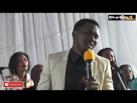 Emmanuel Mgaya(Masanja - Sema Na MOYO Wangu)(offical PARFOMANCE In MITO YA BARAKA CHURCH)