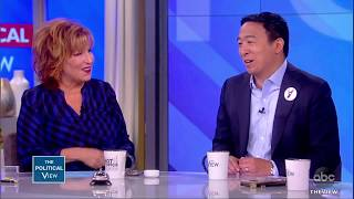 Andrew Yang Explains His Freedom Dividend Plan | The View