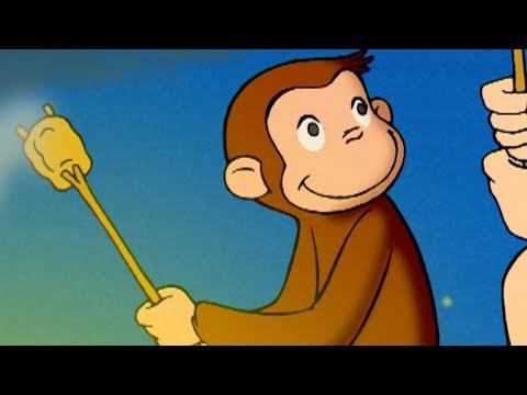 Jorge el Curioso en Español 🐵Acampando con Hundley  🐵Mono Jorge 🐵Caricaturas para Niños
