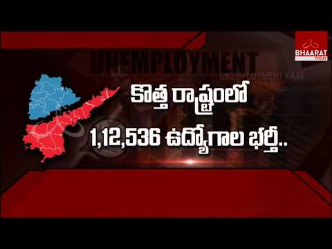 Special Story On APPSC, TSPSC Notifications   Unemployment In Telugu States