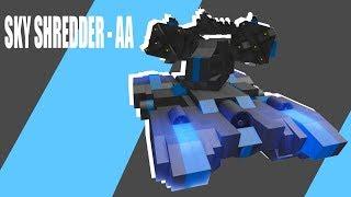 ROBLOX- Plane Crazy [Alpha] Sky Shredder - AA