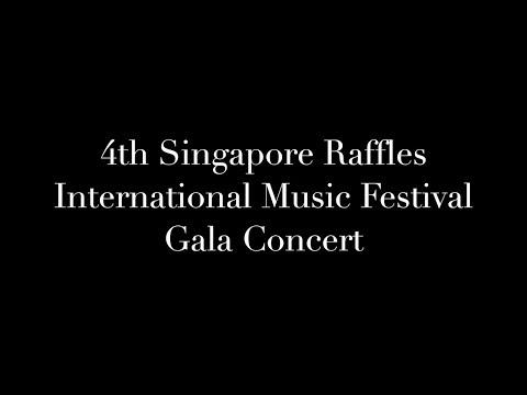 4th Singapore Raffles International Music Festival - Gala Concert