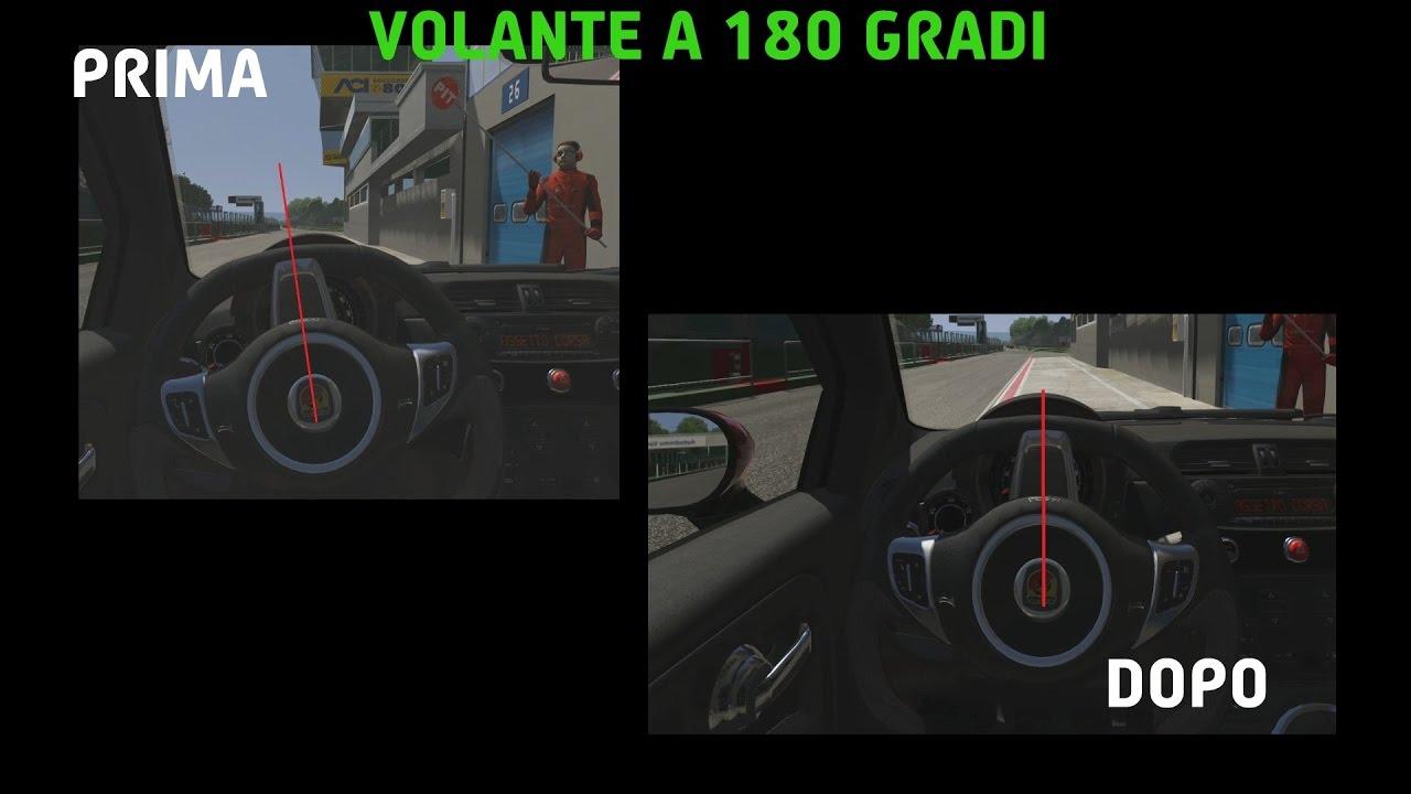 b29148359a9 Impostazione perfetta del Logitech G27 per Assetto Corsa - YouTube