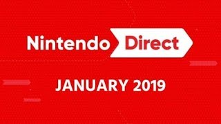 January Nintendo Direct Full Games List Leaked With New Upcoming Nintendo Switch Games Release Dates