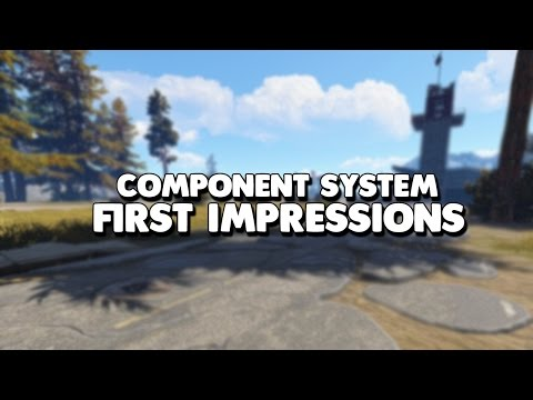 Ser Winter's First Impressions On The Component System