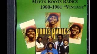 Johnny Osbourne meets Roots Radics - Night Fall + Dub