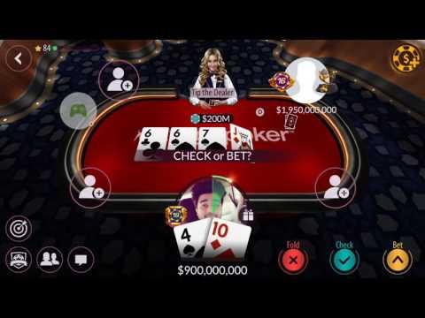 Zynga poker LALIT vs Team 20Billions