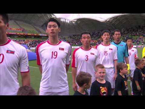 National Anthem: DPR Korea