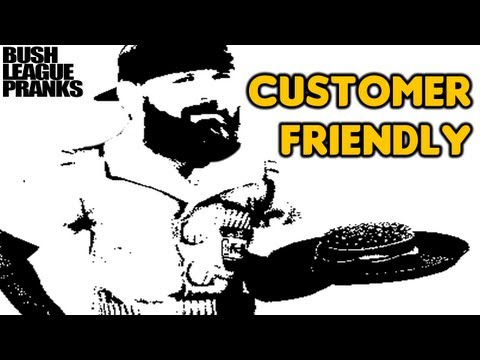 PRANK CALL - Customer Friendly