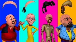 vuclip Wrong Hair Funny Motu Patlu Chingam John The Don Finger Family Nursery Song