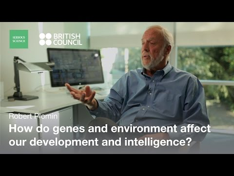 Behavioral Genetics Robert Plomin