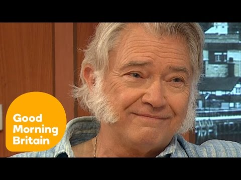 Martin Shaw Talks About His Role In Hobson's Choice   Good Morning Britain