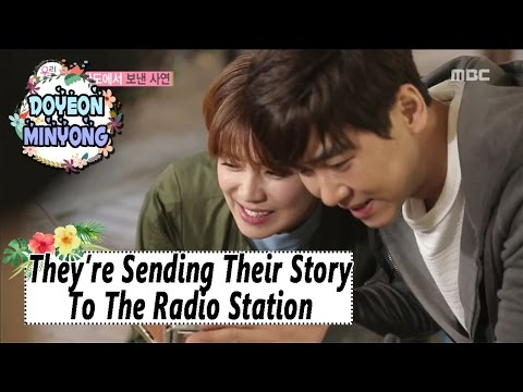 [We got Married4] 우리 결혼했어요 - Be excited about the adoption of a radio story 20170422