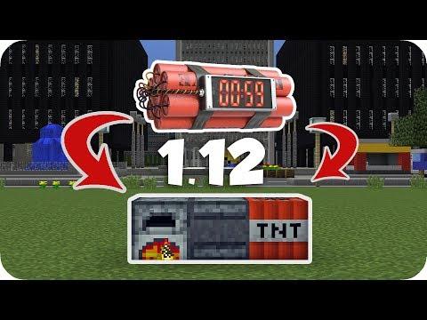 Einfache Zeitbombe bauen! | Minecraft TUTORIAL