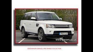 Range Rover Sport 3 0 TD V6 HSE Black Edition 4X4 5dr Full Video