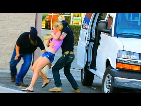 Kidnapping Girl with Van Prank thumbnail