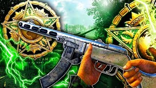 PLAYING ON THE VOLT CLAN MASTER PRESTIGE ACCOUNT! (CHROME CAMO LIVE WW2)