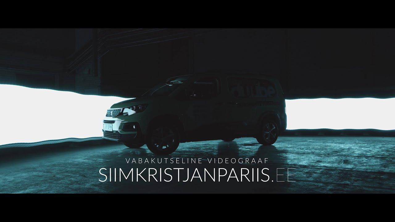 Videograaf Siim Kristjan Pariis