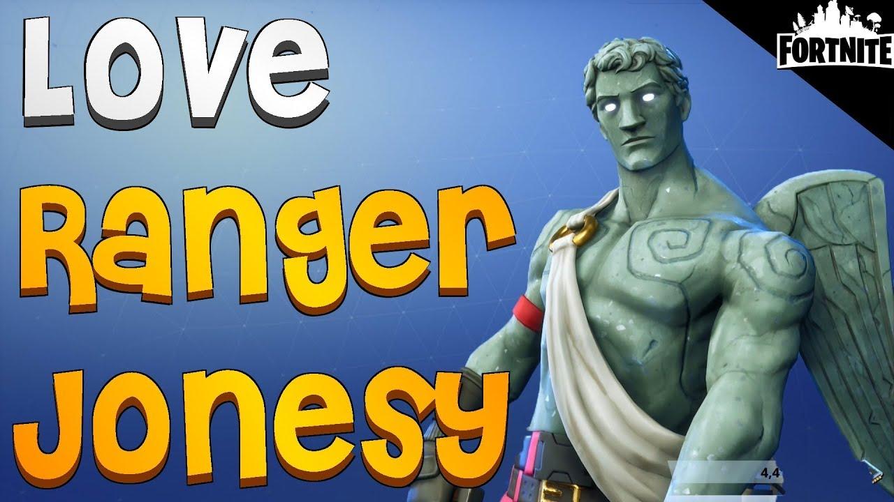 Fortnite Love Ranger Jonesy Perks And Gameplay Valentine S Event