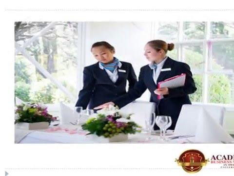 International Hotel and Hospitality Management