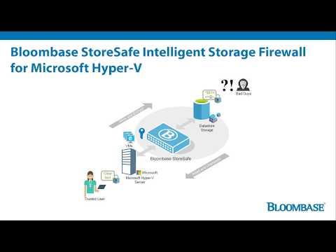 bloombase-storesafe-intelligent-storage-firewall-for-microsoft-hyper-v-datastore-encryption-security