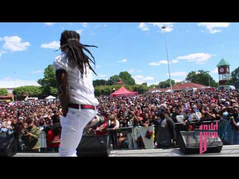 Jacquees - Like Baby live [ Shot By Flyleeto ]