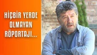 Tarık Ünlüoğlu'nun hiçbir yerde yayınlanmayan özel röportajı!
